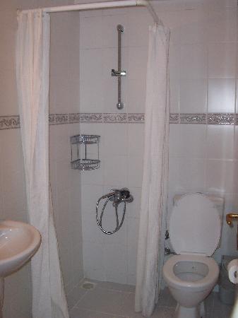 Kiwi Pension : Bathroom