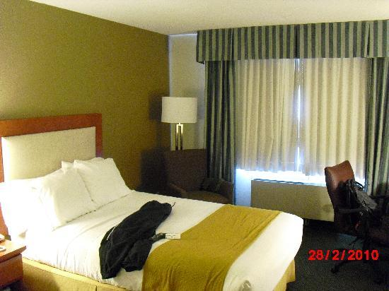 Holiday Inn Express Exton - Lionville: What my room looked like