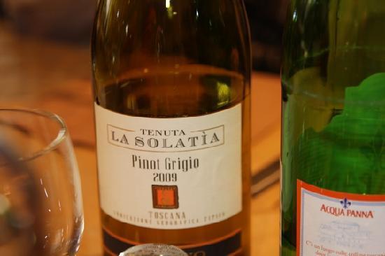 Le Botteghe di Donatello: Lovely Wine