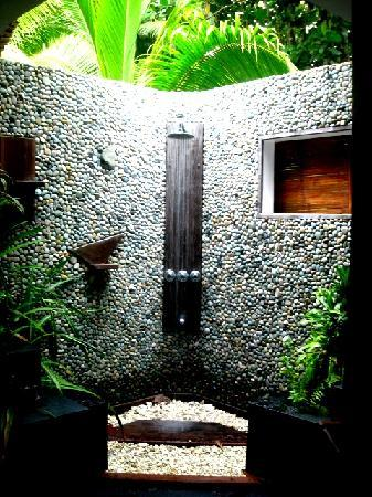 General Luna, Philippinen: opensky bathroom cottage kawayan siargao resort