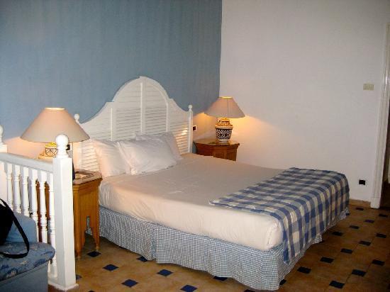 Sheraton Sharm Hotel, Resort, Villas & Spa: bed area