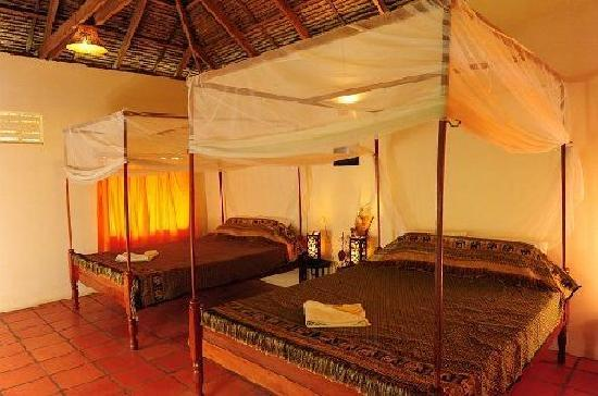 Kep, Καμπότζη: The superior twin room