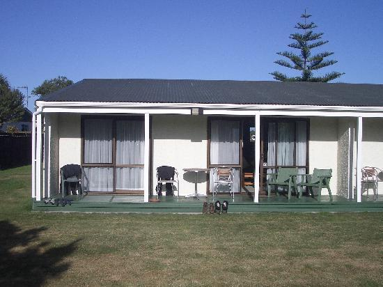 Equestrian Lodge Motel : Our double unit
