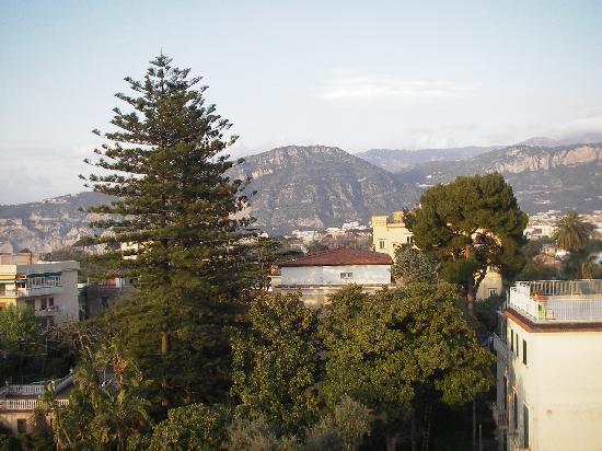 Hotel Caravel Sorrento: vue de la chambre 418
