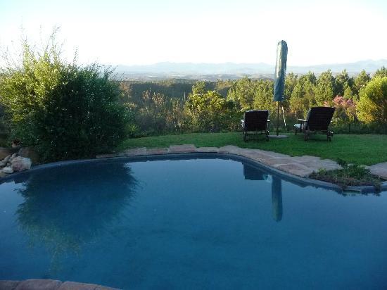 Fynbos Ridge Country House & Cottages: Fynbos Pool