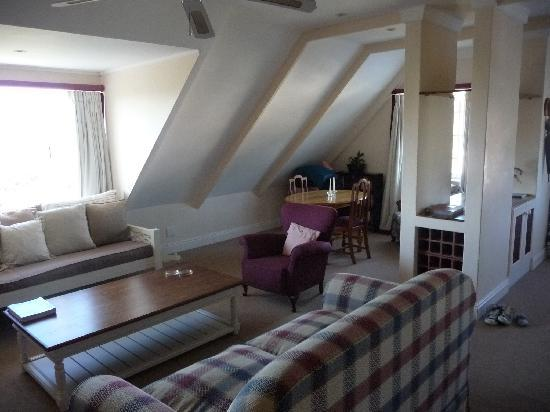 Fynbos Ridge Country House & Cottages: Studio