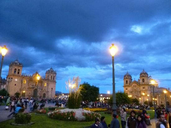 Novotel Cusco: CUSCO - Main Sqaure