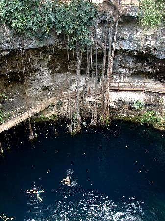 Genesis Eco-Oasis: The cenote at Ek Balam
