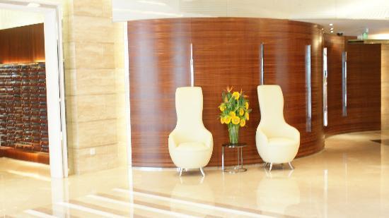 Grand Gateway Service Apartment: Lobby