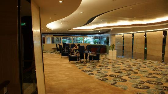 Grand Gateway Service Apartment: club house