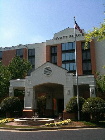 ‪‪Hyatt Place Atlanta/Alpharetta/North Point Mall‬: Hyatt Place‬