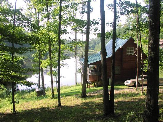 Lago Linda Hideaway: Rustic Cabin