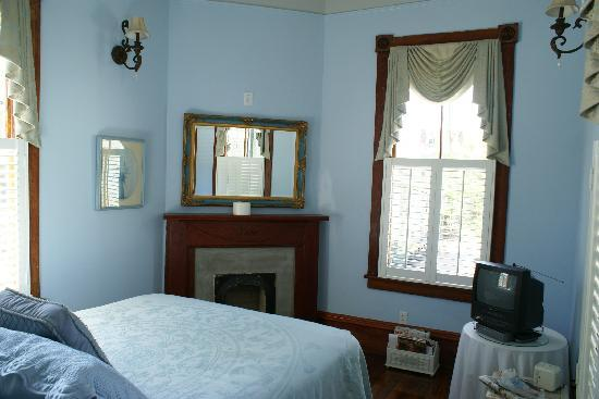 The Inn at 909 Lincoln: Bedroom