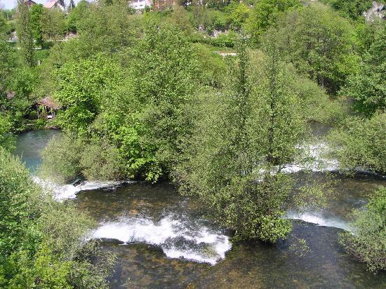 Lika-Senj County, كرواتيا: Rastoke