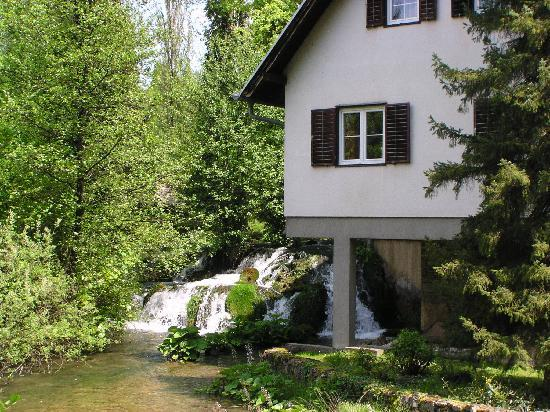 Lika-Senj County, Croatia: Rastoke