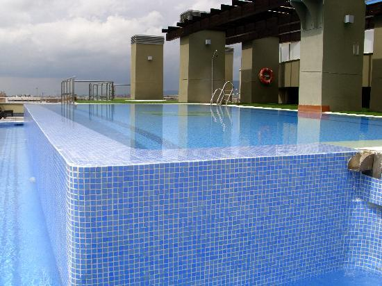 Hotel Córdoba Center: piscina