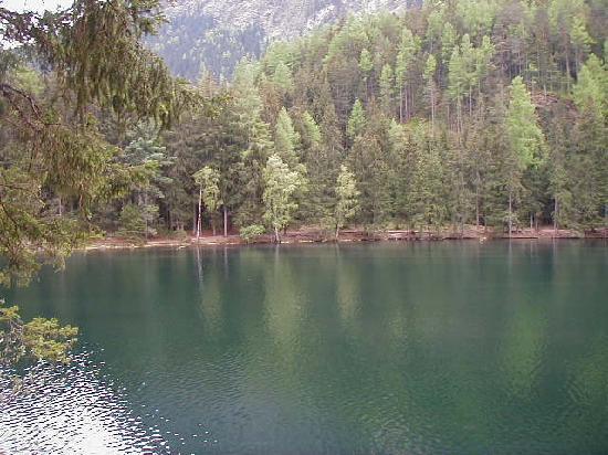 Posthotel Kassl : Bergsee............schnell erreichbar, zu Fuss oder mit dem Auto