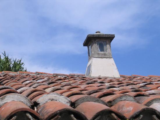 Los Almendros De San Lorenzo: A rooftop