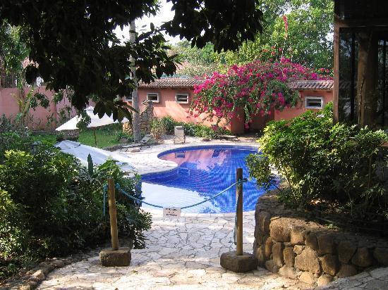 Los Almendros De San Lorenzo: Room with a view