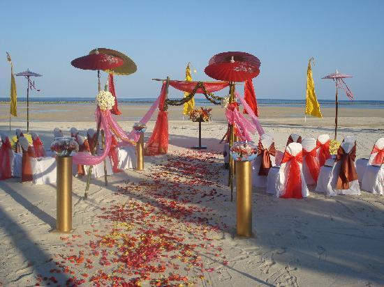 Shiva Samui: Wedding