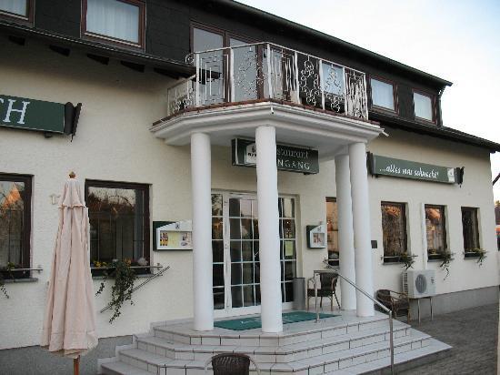 Hotel Pirsch : Front of Hotel