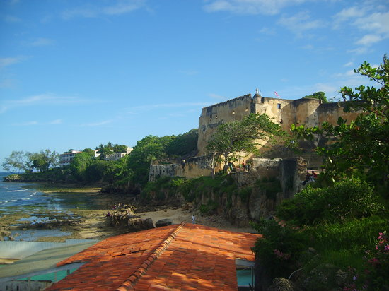 Old Town: Fort Jesus