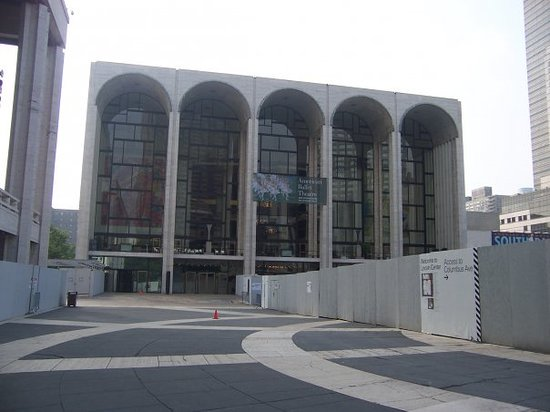 ‪Lincoln Center for the Performing Arts‬