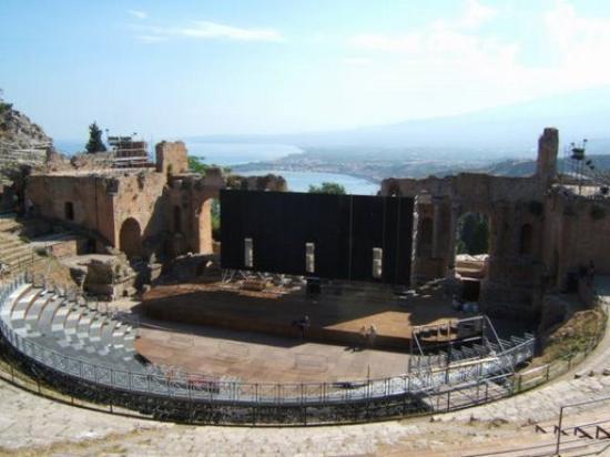 Taormina, Włochy: SICILE 2009