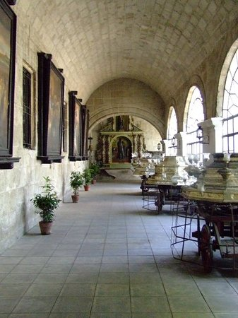 พิพิธภัณฑ์ซาน ออร์กัสติน