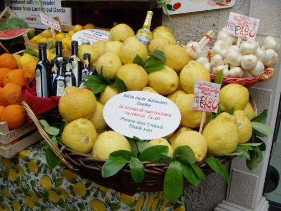 Limone sul Garda, Italy: Mmmmmm....