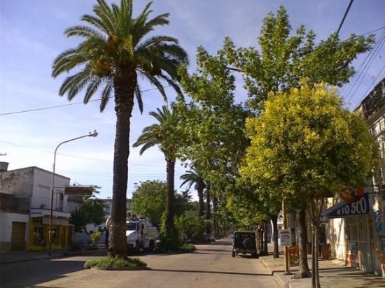 Gualeguaychú, Argentina: Alameda