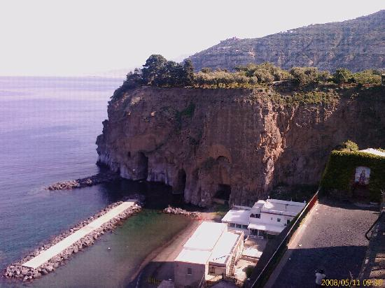 Piano di Sorrento, Italie : Vista dalla mia camera