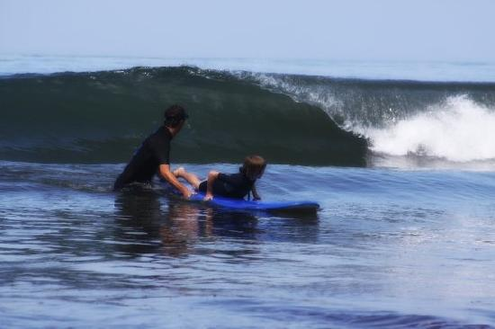 South Swell Surf Lessons : What a beauty!