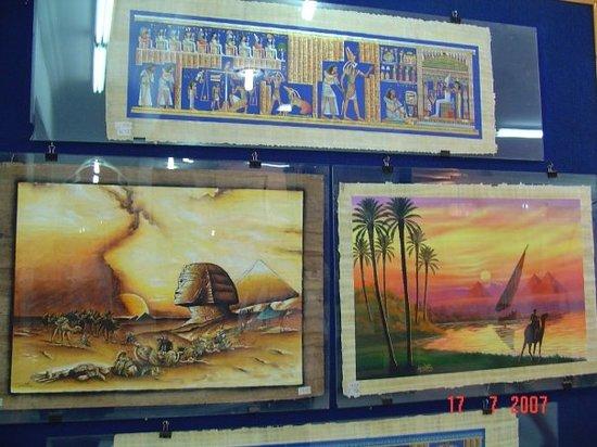 Papyrus  Shop: papirus