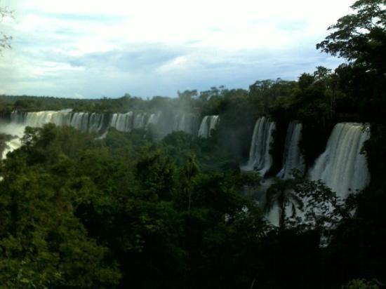 ฟอสโดอีกวาซู: Iguaçú. Lado brasileño.