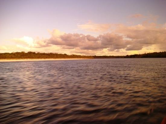 Manaus, AM: Tarde no rio !!!