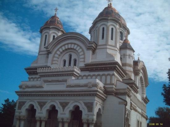 Galati, Romania: Църква в Галац