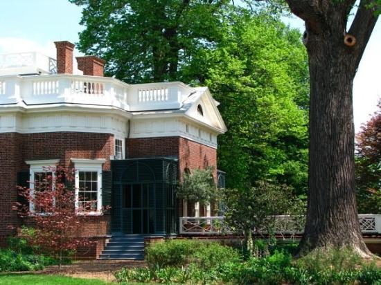 Charlottesville, VA: Monticello! Thomas Jefferson's home. It's pretty rad.