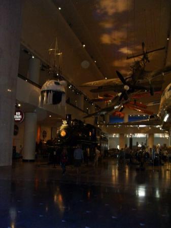 Museum for vitenskap og industri: Museum of Science and Industry, Chicago