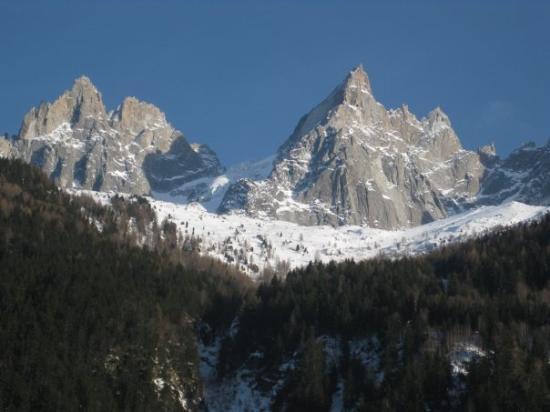 Chamonix, Prancis: Mont-Blanc
