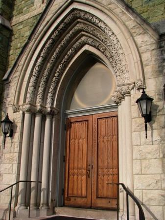 Staunton, VA: Door