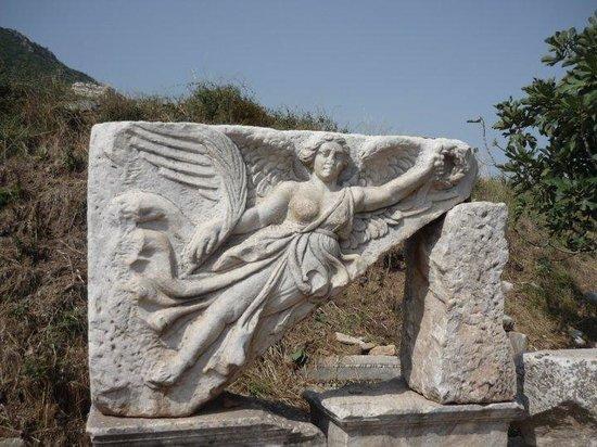 Selcuk, Turkey: Ephesus, Nike