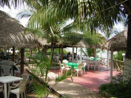 Bilwi, Νικαράγουα: Kabu Payaska restaurant.
