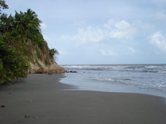 Bilwi, Νικαράγουα: Puerto Cabezas beach.