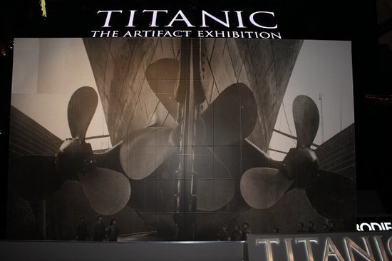 ‪Titanic: The Artifact Exhibition‬