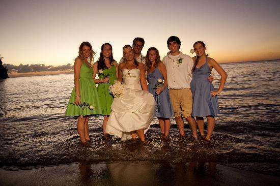 Jade Mountain Resort: Wedding at Jade Mountain