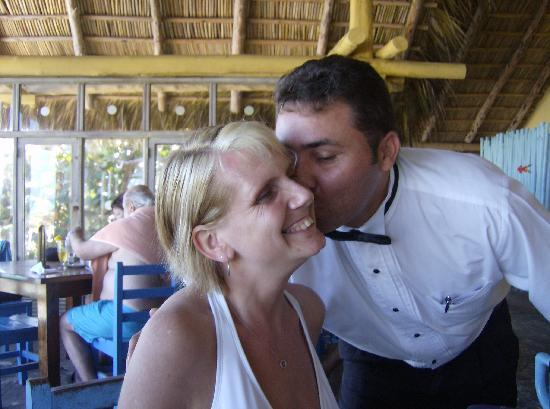 TRYP Cayo Coco: one of our favorite waiters