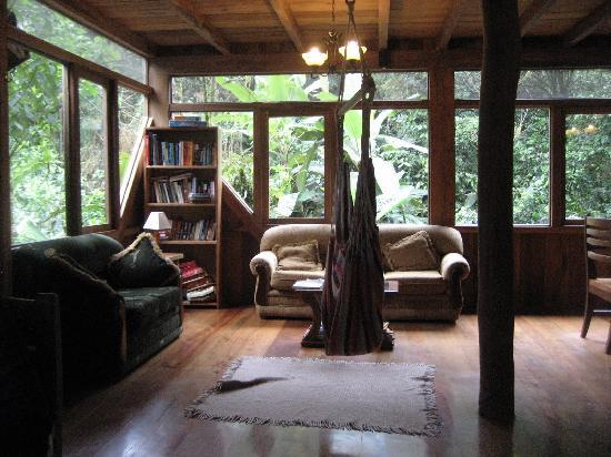 Casa Divina Lodge: The main lodge room