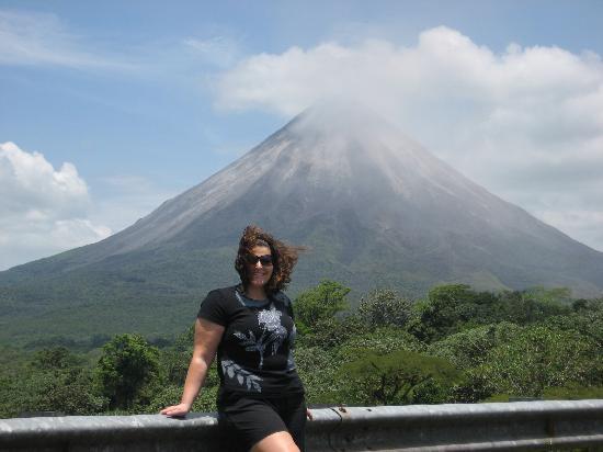 Hotel Condovac la Costa: Arenal Volcano