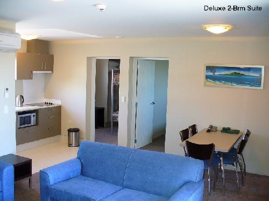 Riverstone Motel: Deluxe 2-Brm Family Suite